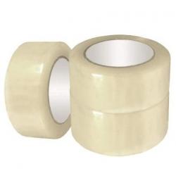 Клейкая лента <br>44мкм х 48мм х 100м  (усиленная клеевая основа)