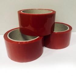 Красные клейкие ленты