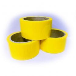 Желтые клейкие ленты
