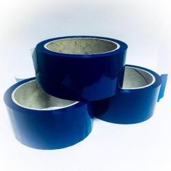 Синие клейкие ленты