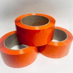 Оранжевые клейкие ленты